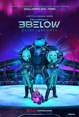 3 Below: Tales of Arcadia (season 1)