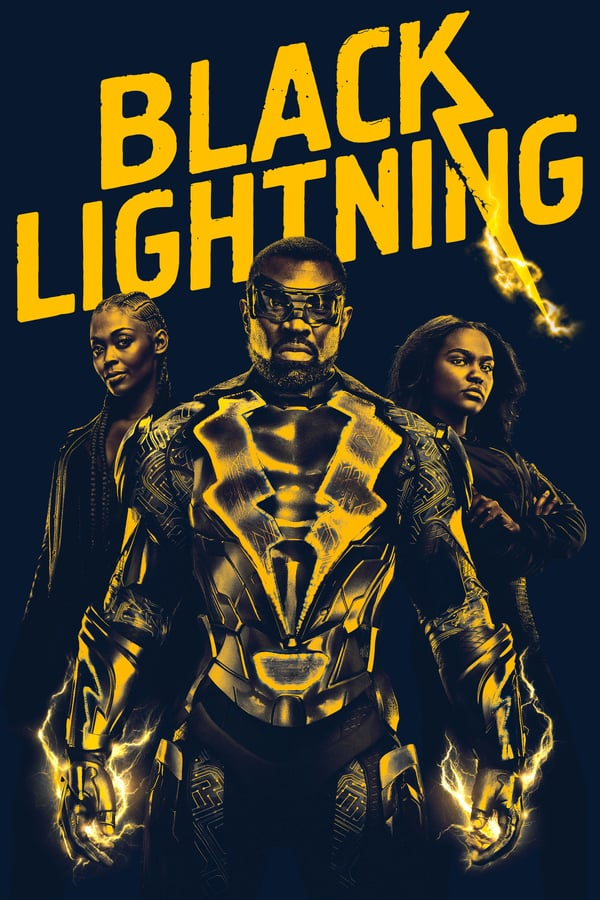 Black Lightning (season 2)