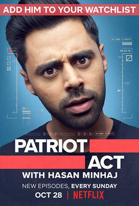 Patriot Act with Hasan Minhaj (season 1)