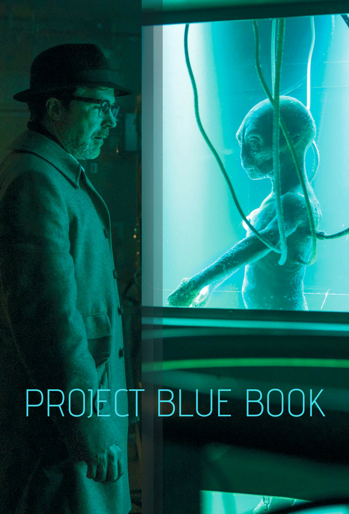 Project Blue Book (season 1)