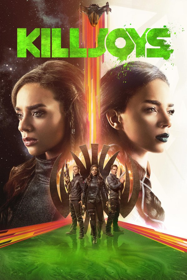 Killjoys (season 2)