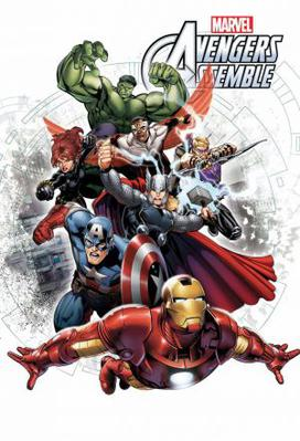 Marvel's Avengers Assemble (season 1)