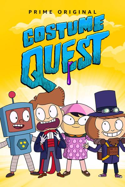 Costume Quest (season 1)