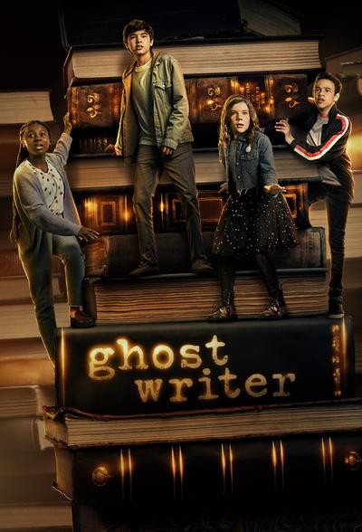Ghostwriter (season 1)