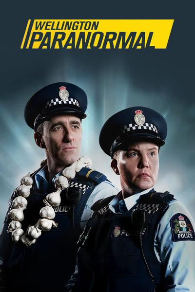 Wellington Paranormal (season 2)