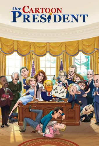 Our Cartoon President (season 3)