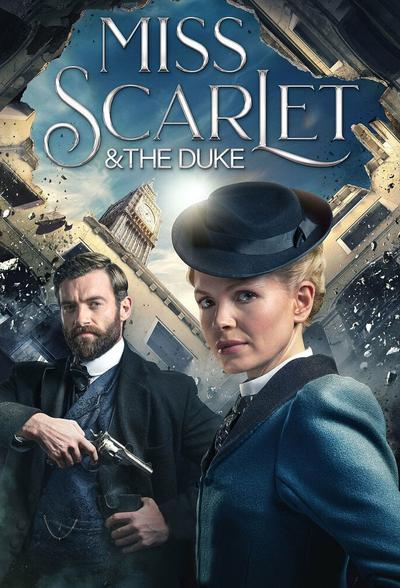 Miss Scarlet and the Duke (season 1)
