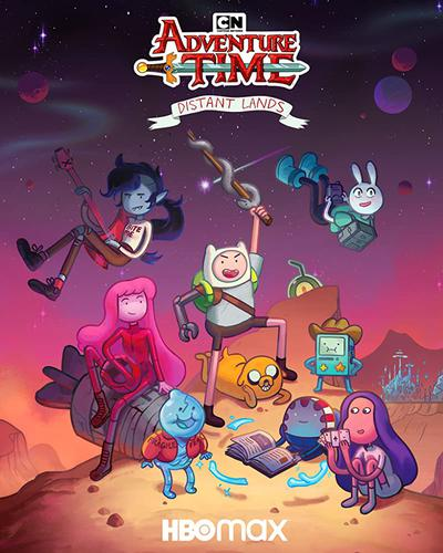 Adventure Time: Distant Lands (season 1)