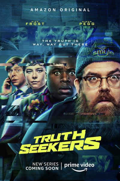 Truth Seekers (season 1)