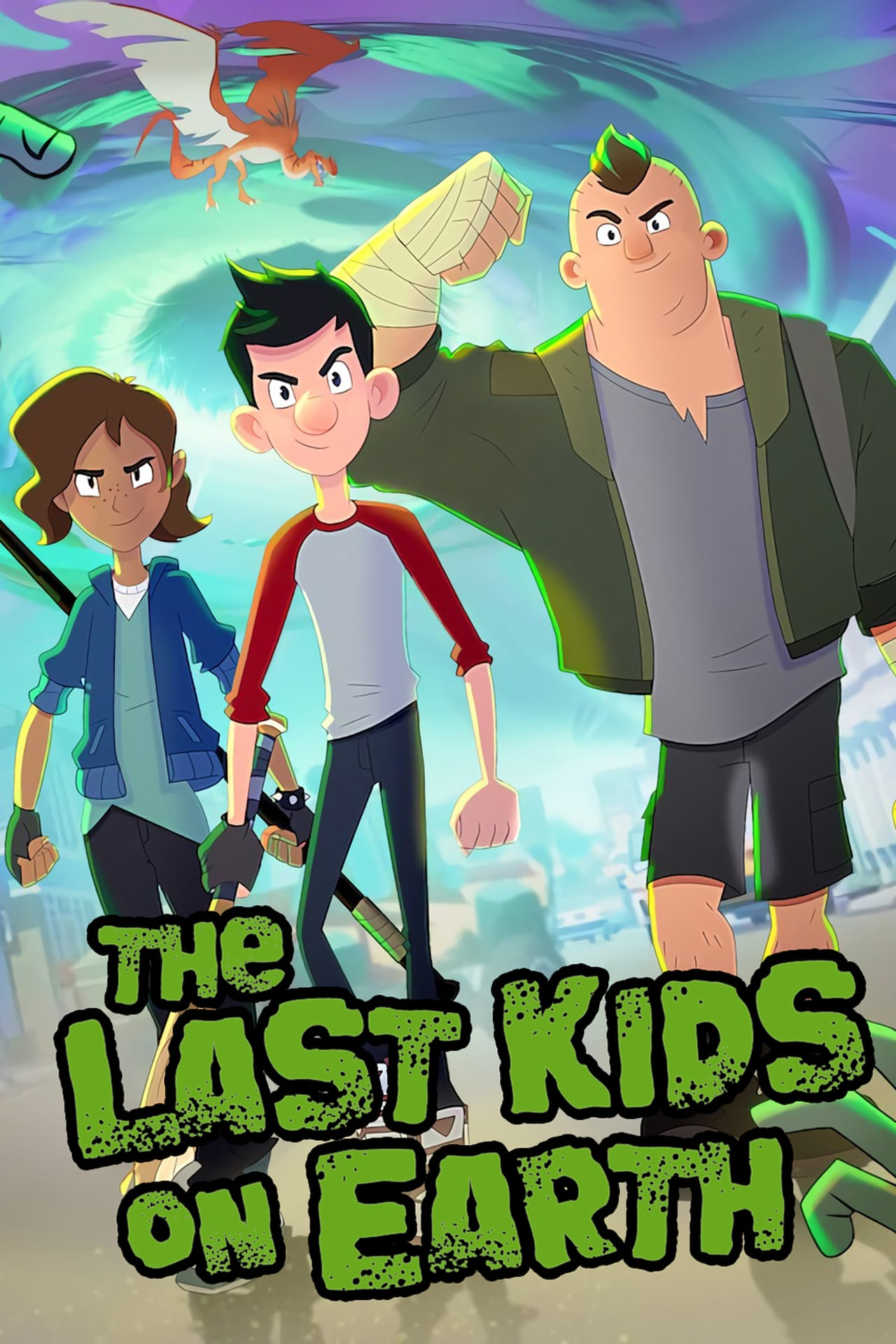 The Last Kids on Earth (season 3)