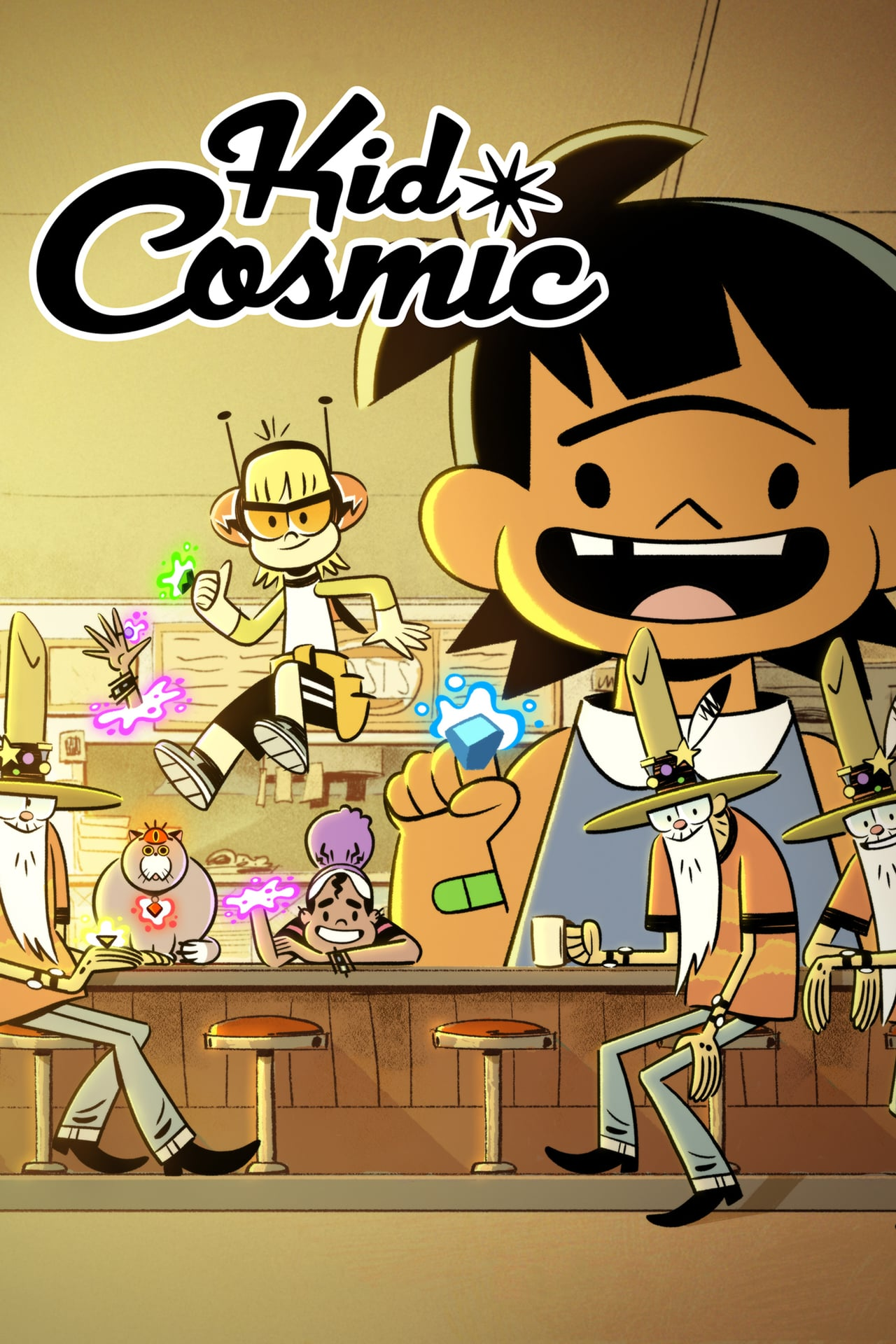 Kid Cosmic (season 1)