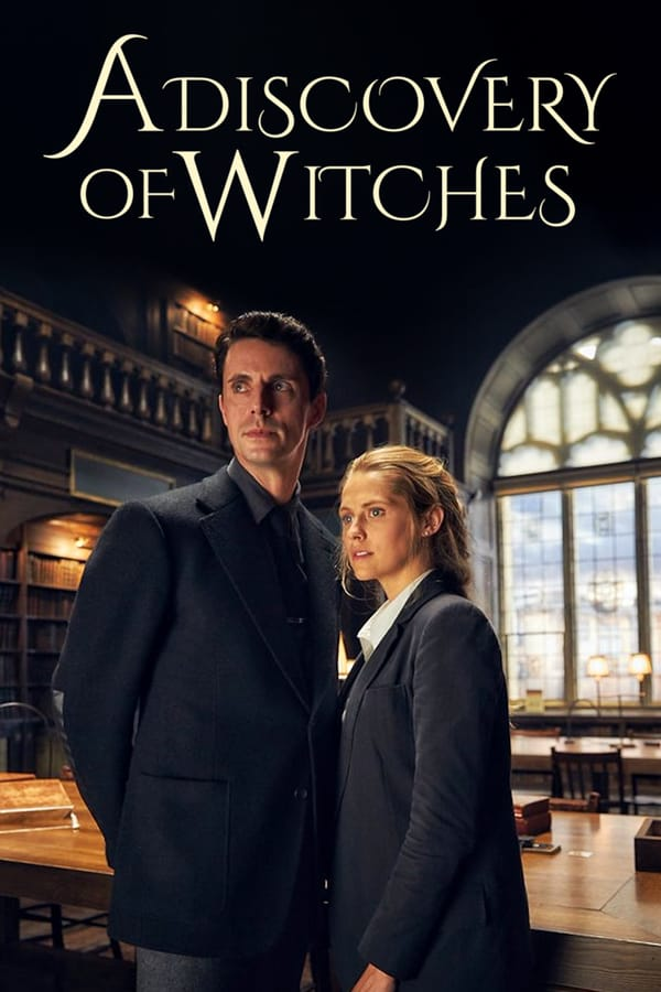 A Discovery of Witches (season 1)
